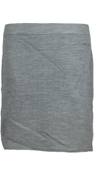 SKHoop Knitted Skirt Grey